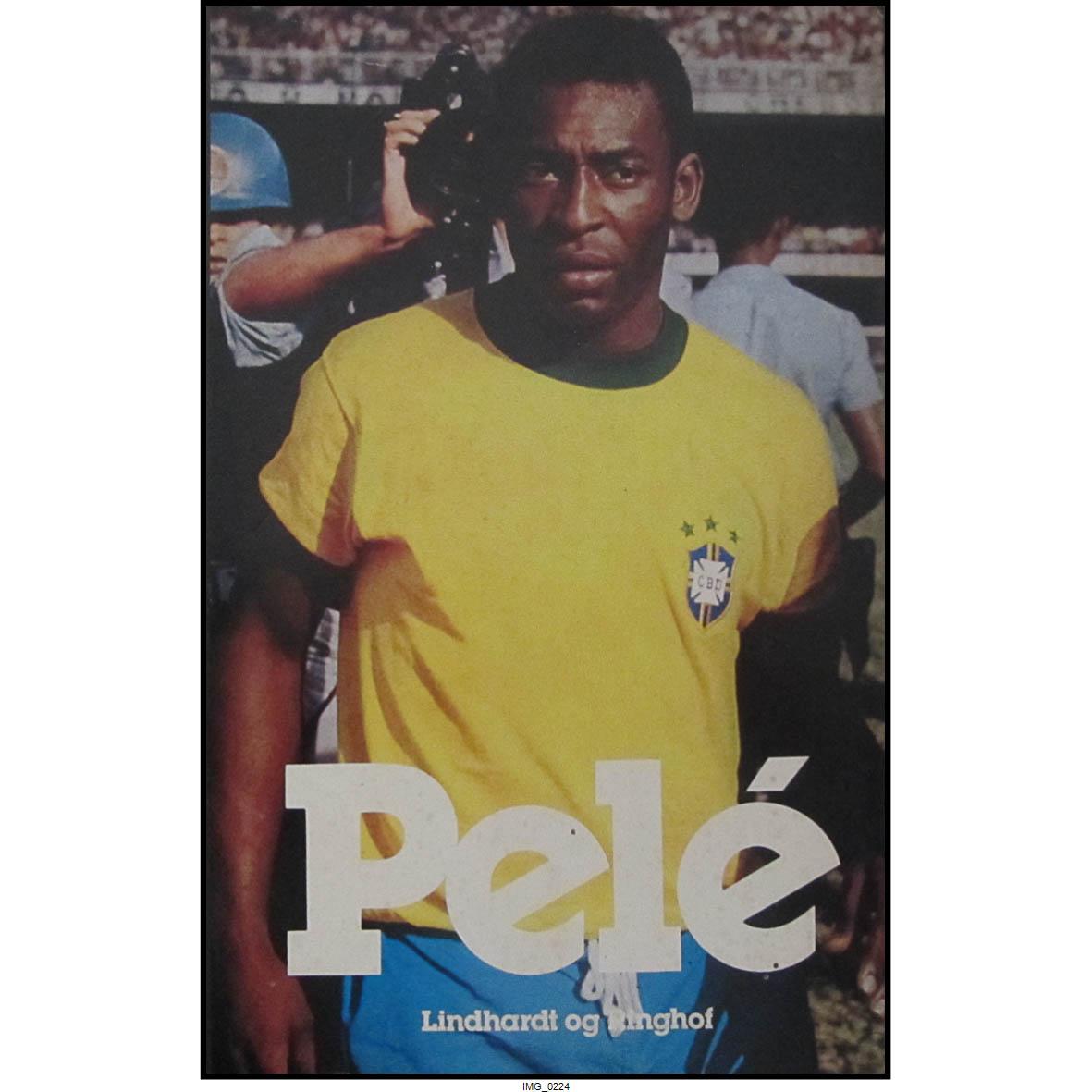 Pelé - Mit liv i Fodbold