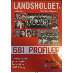 """Palle """"Banks"""" Jørgensen – landsholdets 681 profiler"""