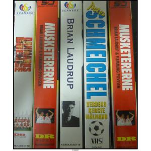 VHS Fodbold / Sportsfilm