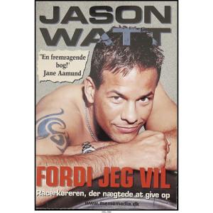 Jason Watt – Fordi jeg vil (SIGNERET UDGAVE)