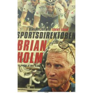 Sportsdirektøren Brian Holm