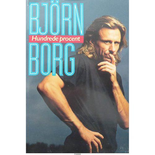 Björn Borg hundrede procent