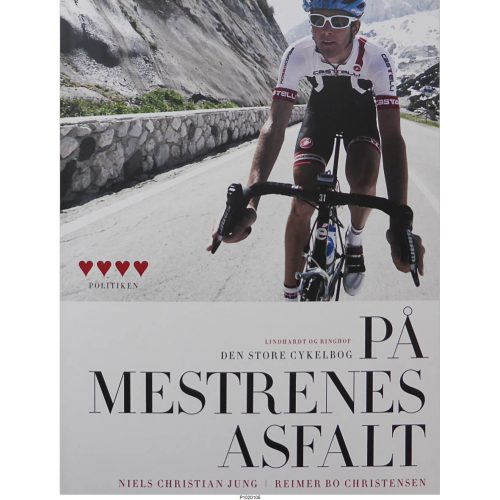 På Mestrenes Asfalt . Cykelsportsbog