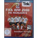 Bluray - FIFA World Cup 2010 Die Highlights (tysk)
