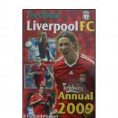 The Official Liverpool FC annual 2009