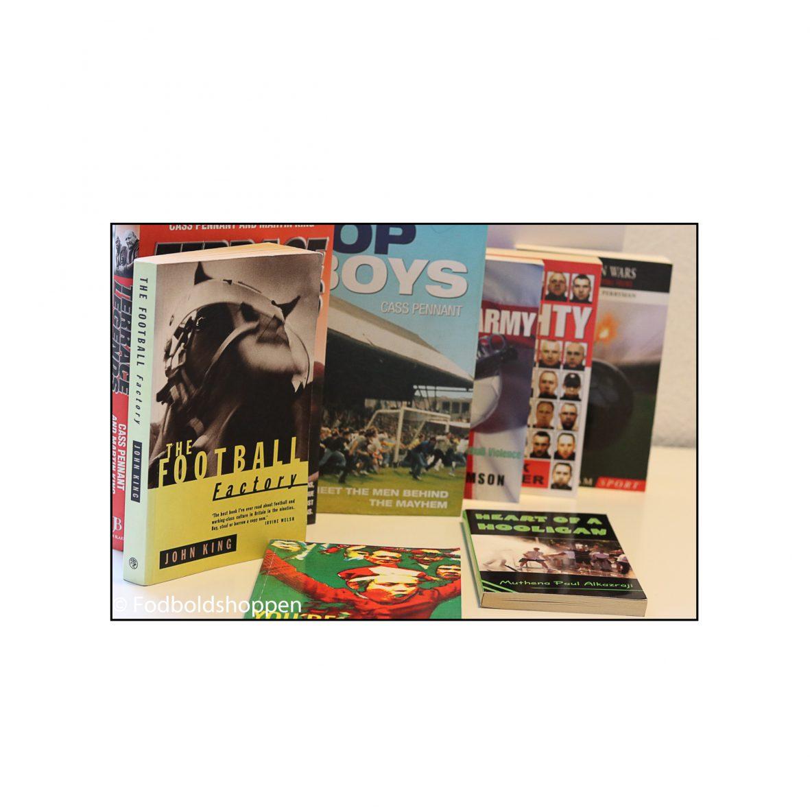 Bøger om Hooligans