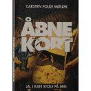 Roman - Carsten Folke Møller - Åbne kort.