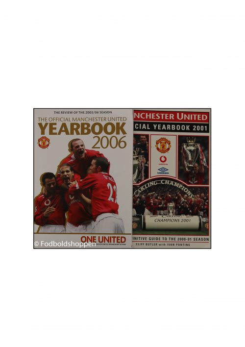 Official Manchester United Yearbook