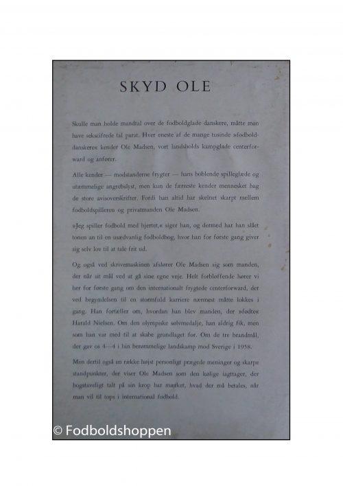 Bog om Ole Madsen