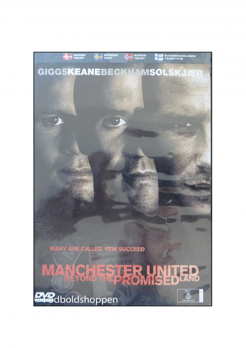DVD - Manchester United - Beyond the promised land