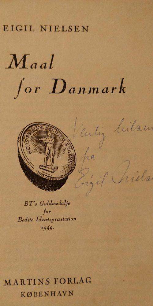 Eigil nielsen signeret bog