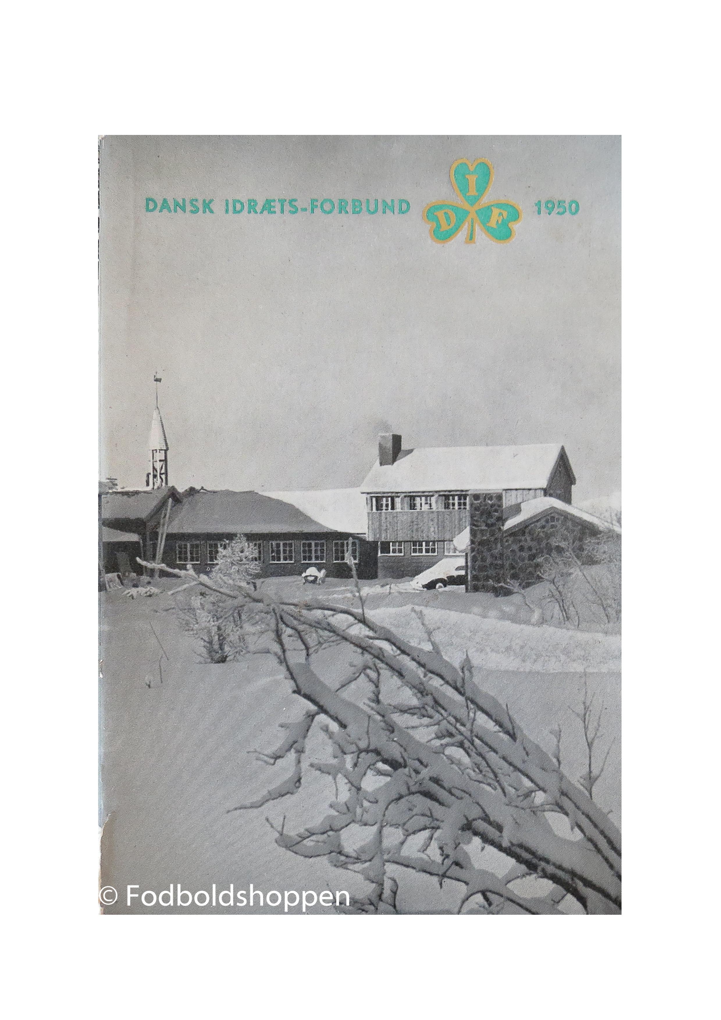Dansk Idrætsforbund årbog 1950