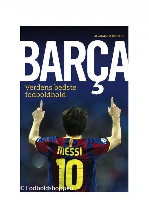 Barca - Fodboldbog
