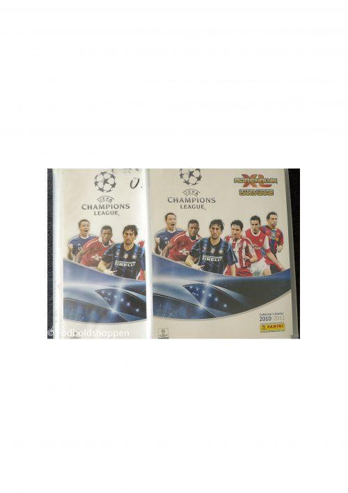 Fodboldkort i mappe 2010/11