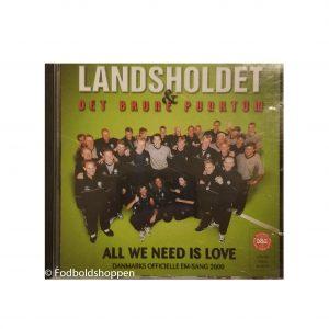 CD – Landsholdet og det brune punktum