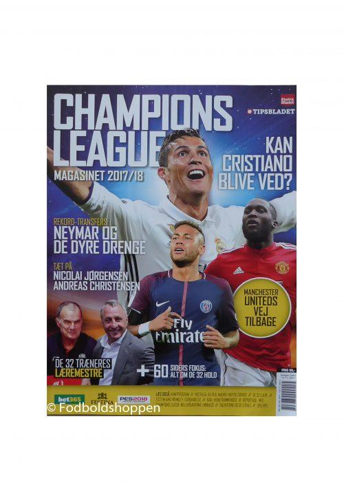 Tipsbladet Champions League Guide 2017/18