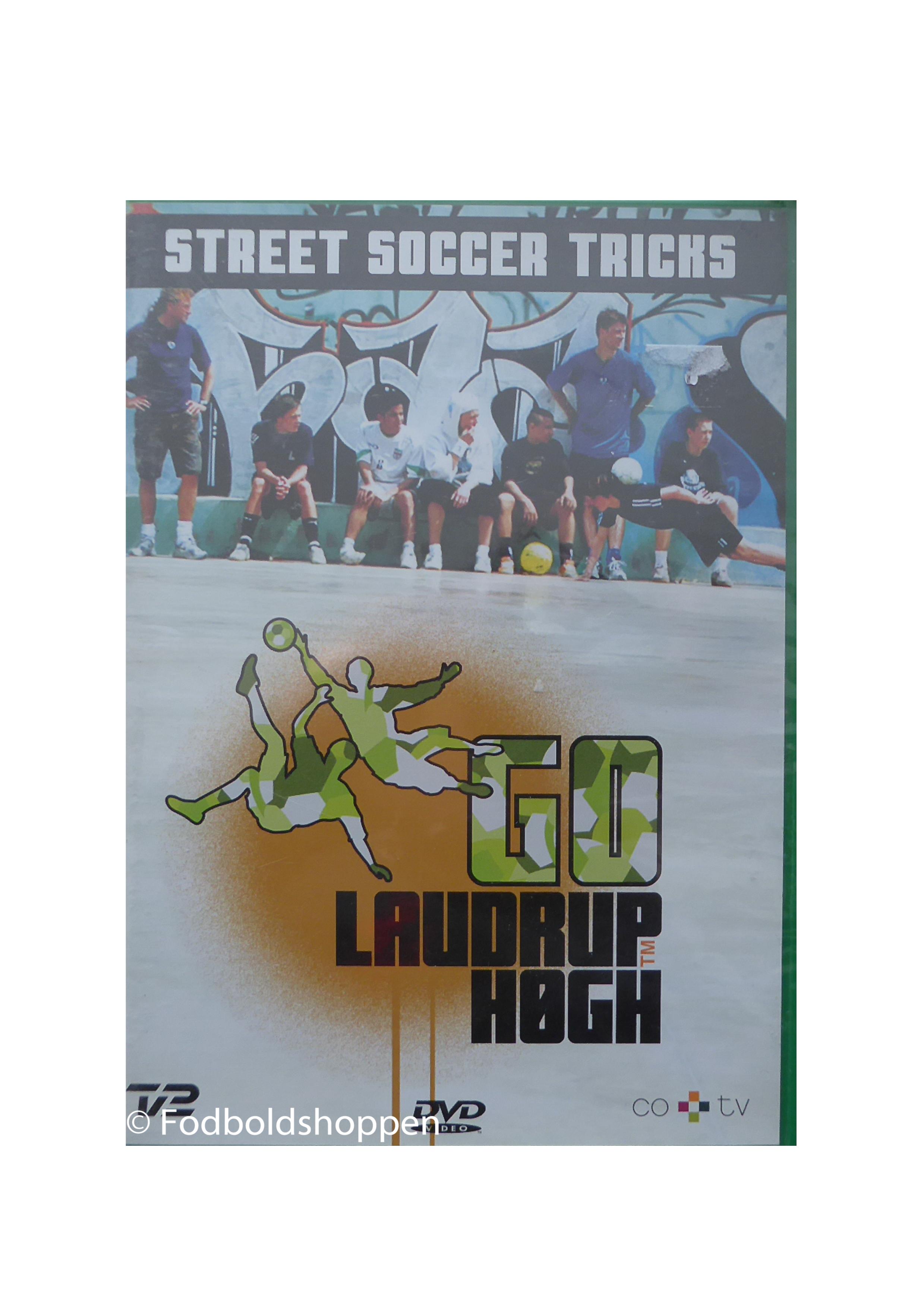 Go Laudrup & Høgh: Street Soccer Tricks (2-disc)