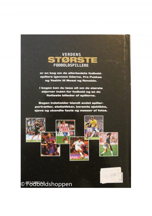 Bogen: Verdens Største Fodboldspillere