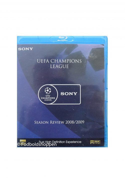 Bluray - UEFA Champions League 2008/09 Season review