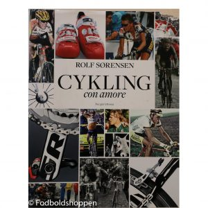 Rolf Sørensen – Cykling con amore (skade øverste hjørne)