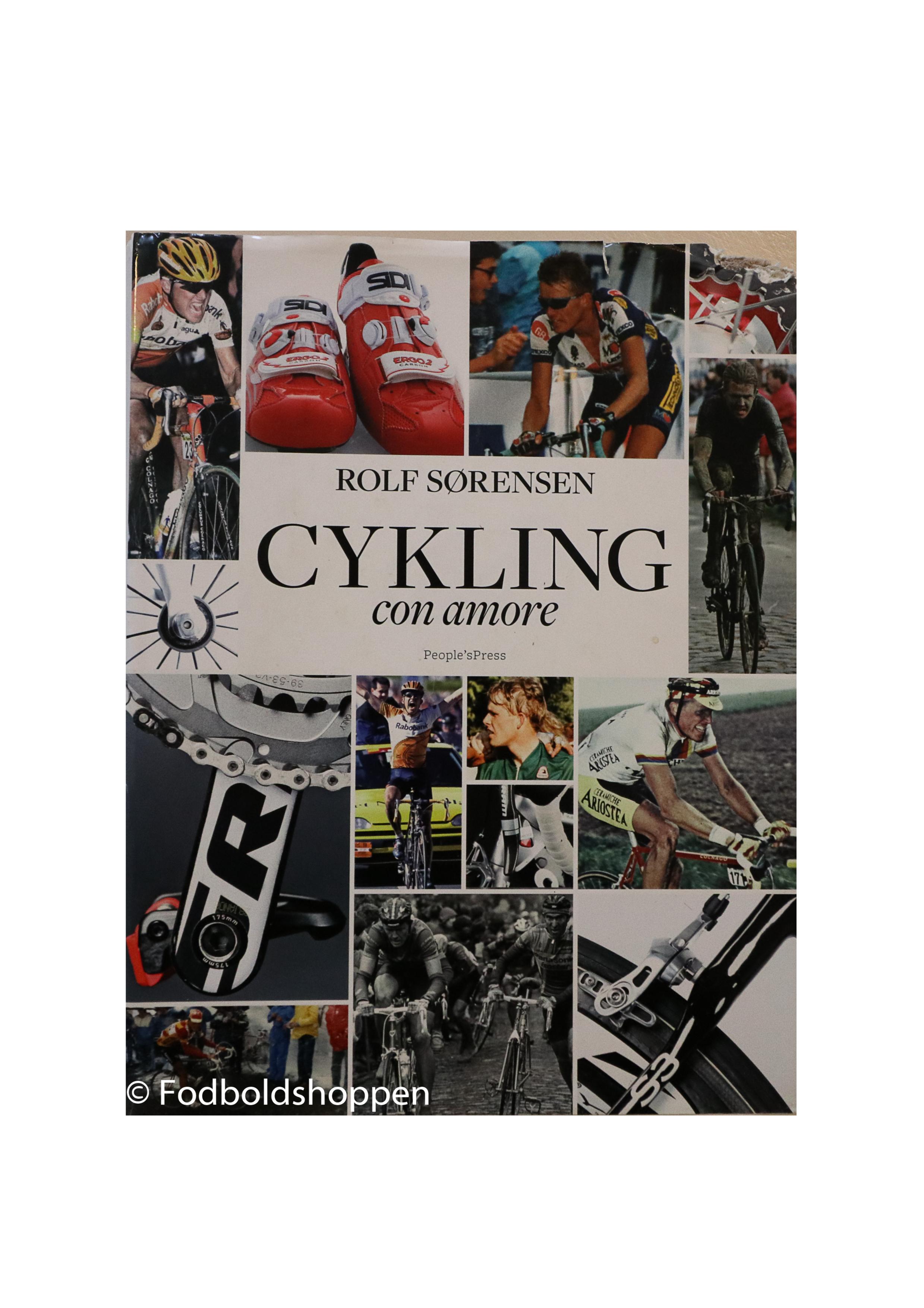Bog om Cykelsport