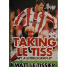 "The fascinating, insightful and at times hilarious memoirs of one of the most gifted and enigmatic British footballers of the last 25 years. Nicknamed ""Le God"" by the Southampton faithful, Matt Le Tissier was not cast from the same mould as 99% of other professional footballers. A real ""one-off"" if every there was one, he was a one-club man in a 16-year career that brought little in the way of trophies but countless plaudits from footballs fans and commentators alike. To the old school brigade he was a ""luxury player"", someone with a less than ideal work rate and waistline who simply wouldn't conform to the blueprint of a typically hard-working, unsophisticated British player. Terry Venables and Glenn Hoddle found it all too easy to leave him out of their England squads. But to the vast majority Le Tissier was a maverick to be treasured, a flair player who lit up every match he played in and delighted fans with his sumptuous technique and élan for the beautiful game. In fact, the kind of skilful, inventive player and scorer of wonderful goals this country produces all too rarely. Did he simply enjoy the comfort zone of being a big fish in a small pond? Or did he display commendable loyalty in staying with Southampton for his entire career? Did he shun opportunities to move on? Were England managers right not to pick him so many times? Would Fabio Capello pick him for England now? Does the British game discourage his style of play? And how much would he be worth in today's transfer market? Taking Le Tiss is the great man's first chance to answer all these questions and many more. It is also a delightfully self-deprecating and witty story from a player who was more of a Big-Mac-and-fries than a chicken-and-beans man"