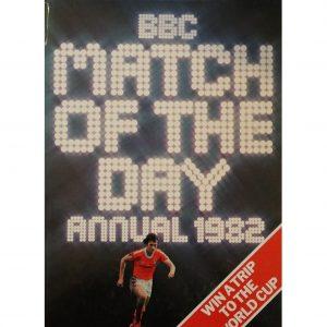 BBC MOTD Annual
