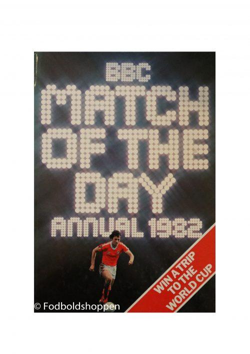 BBC MOTD Annual 1982