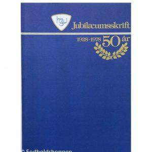 HGU Jubilæumsskrift – 1928 – 1978