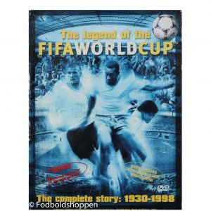 The legend of the FIFA World Cup – DVD Box