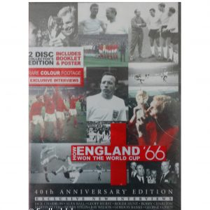 DVD – How England won the world cup 1966