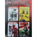 DVD - 4 Great football stars