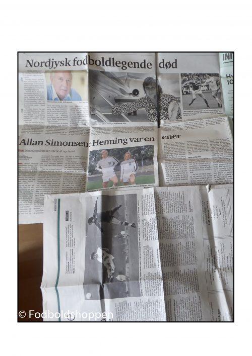 Nekrologer : Henning Jensen
