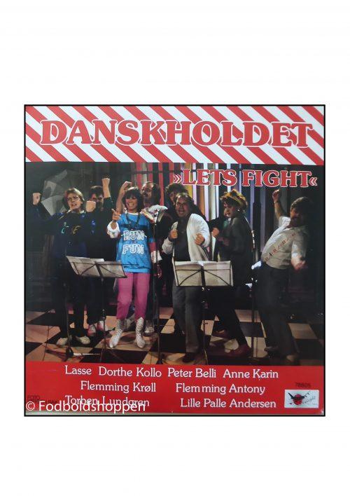 Danskholdet - Lets Fight Vinyl single