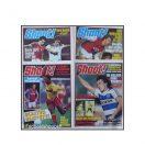 Shoot magazine 1983 – 4 stk