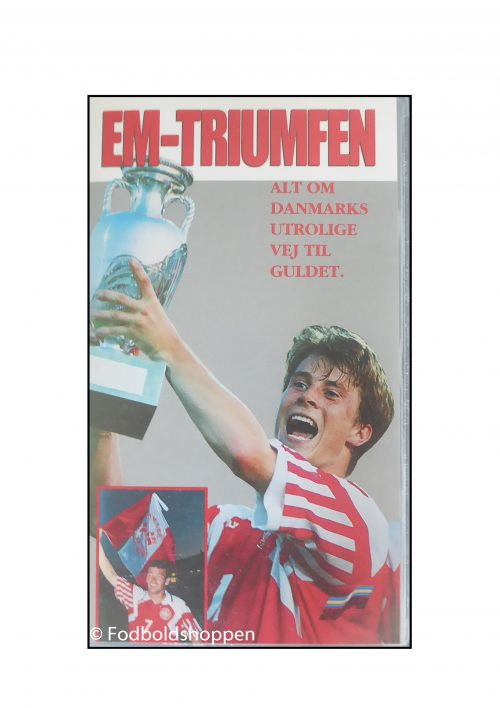 VHS - EM triumfen 1992