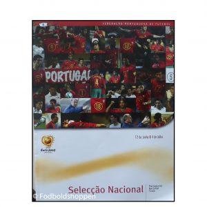 Euro 2004 – Officielt hæfte om det Portugals hold
