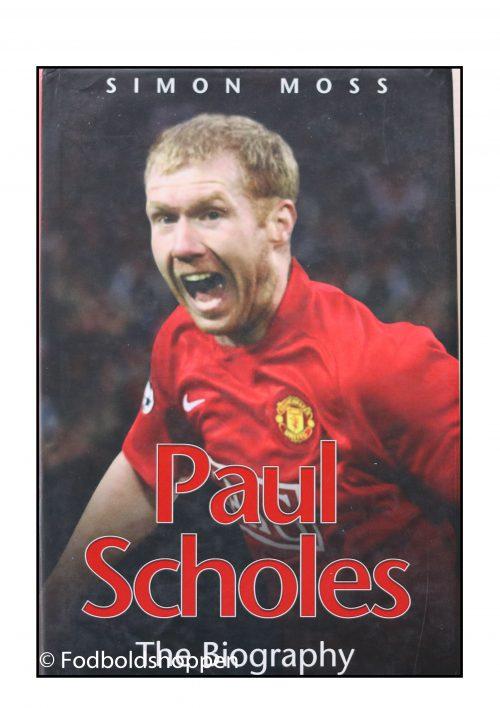 Paul Scholes - The Biography