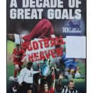 DVD - A decade of great goals - 10 seasons