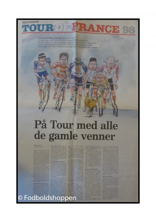 Tour De France Tillæg 1998 - Politiken