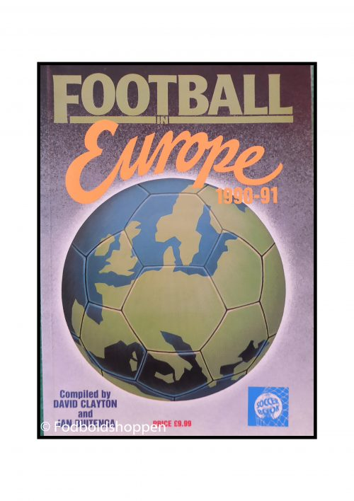 Football in Europe 1990-91