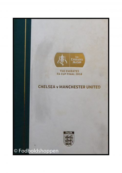 FA CUP FINAL 2018 Chelsea v Manchester United - PRIVATE BOX EDITION