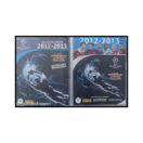 Panini Champions League 2012/13 Nordic Edition + Update edition. Inklusiv 25 Limited Edition