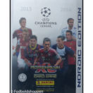 Samlealbum - Panini Champions League 2013/14 Nordic Edition. Inklusiv 30 Limited Edition