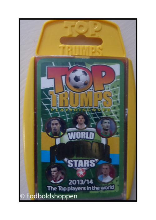 World Football Stars Top Trumps - Kortspil