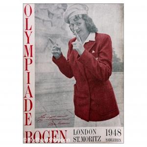 Olympiadebogen 1948 (soft)